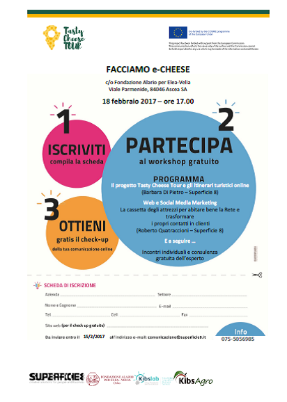 L'itinerario del formaggio in Cilento